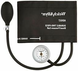 Welch Allyn DS44-11CB Gauge with Durable Two Piece Cuff and