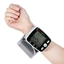 durable automatic display wrist blood