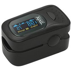 Vive Precision Finger Pulse Oximeter - SpO2 Device for Blood