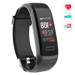 WearPai Fitness Tracker, Activity Tracker with Heart Rate Mo