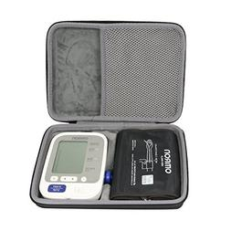 co2crea Hard Travel Case for Omron BP742N 5 Series Upper Arm