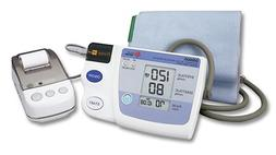 Omron HEM 705 CP Auto Inflate Blood Pressure Monitor with Pr