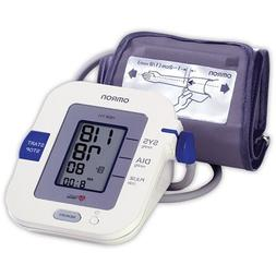 Omron HEM-711AC Automatic Blood Pressure Monitor with Standa