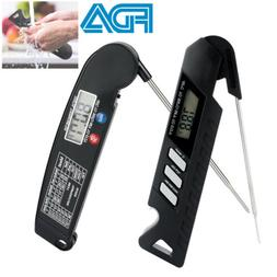 Instant Read Digital Grill Kitchen Meat Thermometer Probe BB