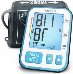 iProven Blood Pressure Monitor -Upper Arm Cuff -BPM-656 -120