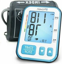 iProven Blood Pressure Monitor -Upper Arm Cuff - BPM656 -120