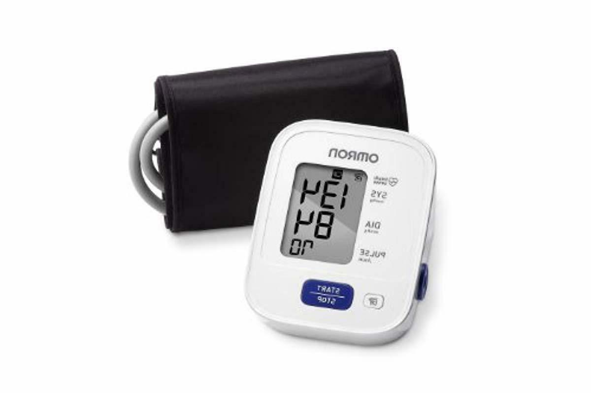 Omron 3 Series Upper Arm Blood Pressure Monitor 14-Reading M