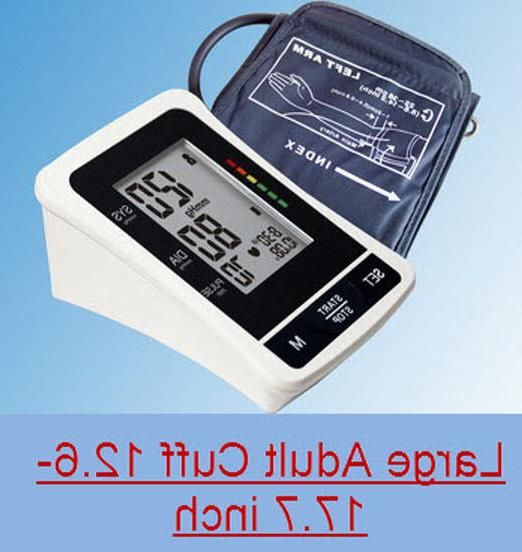 Bp1305 Talking Arm blood pressure monitor Large LCD,120 MEMO