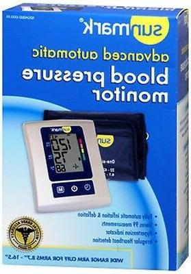 Sunmark Advanced, Automatic Blood Pressure Monitor - 1 ct