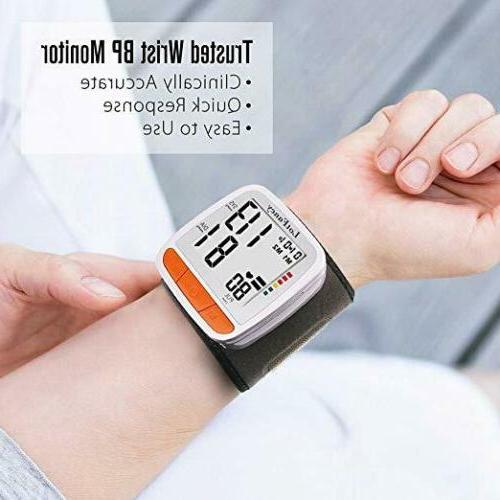 Auto Digital Wrist Pressure Machine