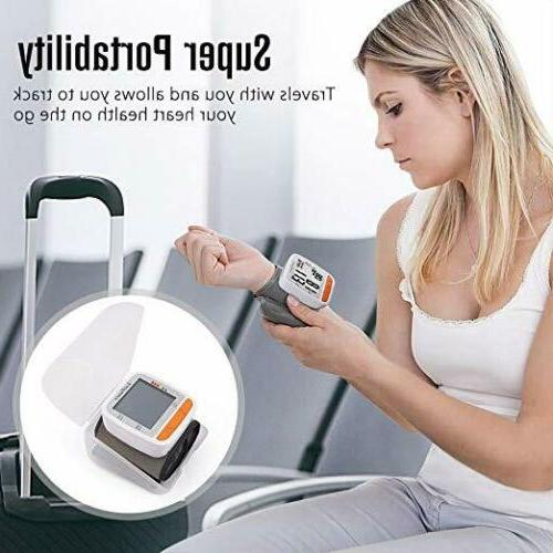 Auto Pressure Monitor Machine Sphygmomanometer