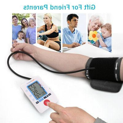 Automatic Blood Pressure Monitor Gauge