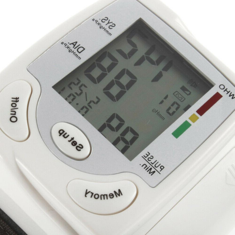 Automatic Digital Blood Pressure BP Home