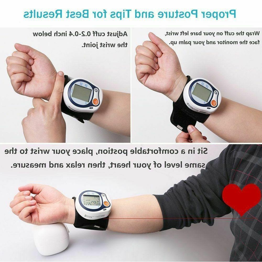 Automatic Digital Wrist Machine Test Device