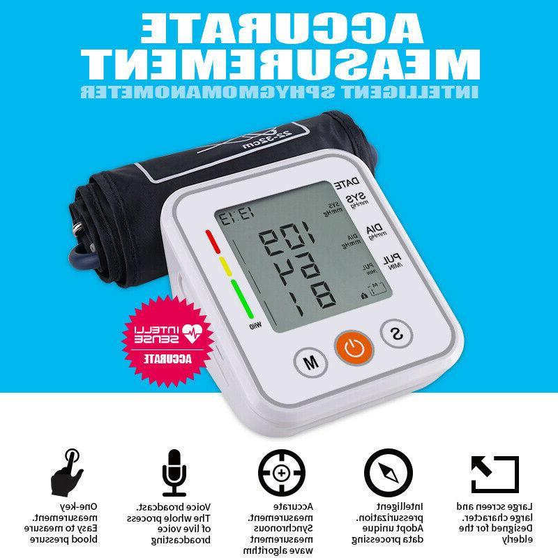 Arm Blood Pressure Monitor BP