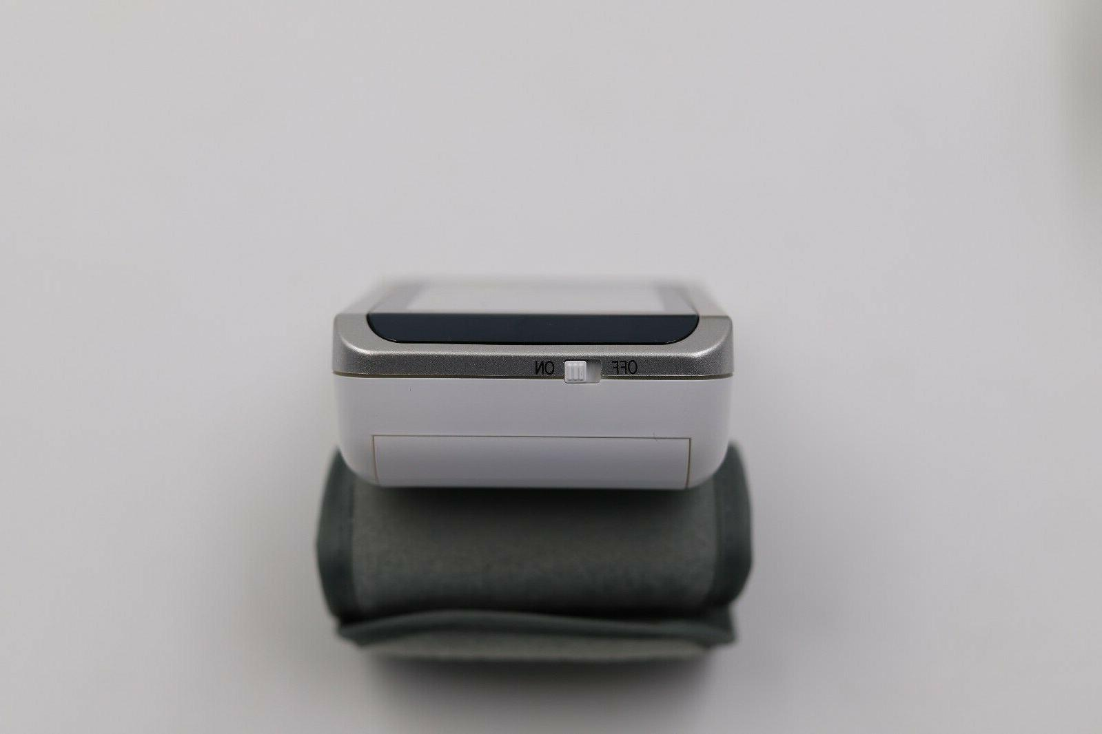 Automatic Wrist Monitor BP with Touch