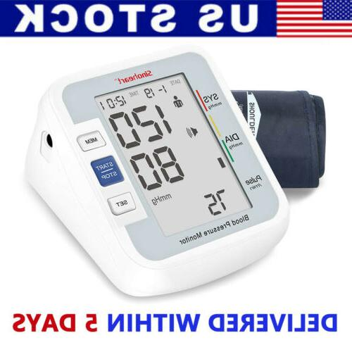 blood pressure monitor automatic upper arm blood
