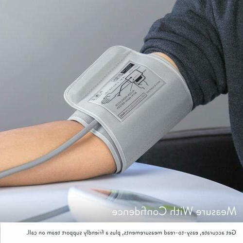 Greater Blood Pressure Monitor Cuff,Digital BP with Display...