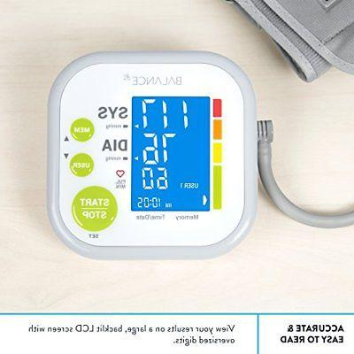 Greater Goods Blood Monitor Cuff Kit Balance, Meter With