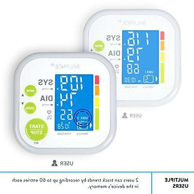 Greater Pressure Monitor Balance, Digital With