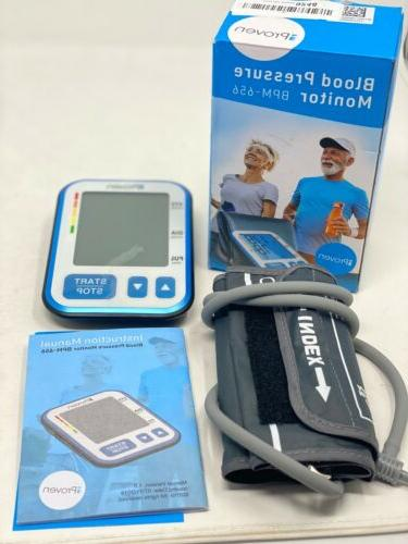 blood pressure monitor digital meter w upper