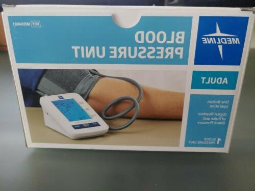 blood pressure monitor unit