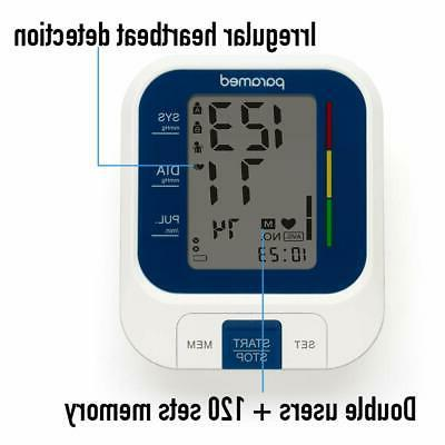 PARAMED Blood Pressure with &