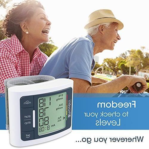 Blood Monitor - Fast Reading Approved - Iprovèn