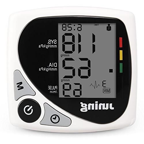 blood pressure monitor wrist fully