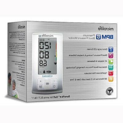 bp3gu1 blood pressure monitor w