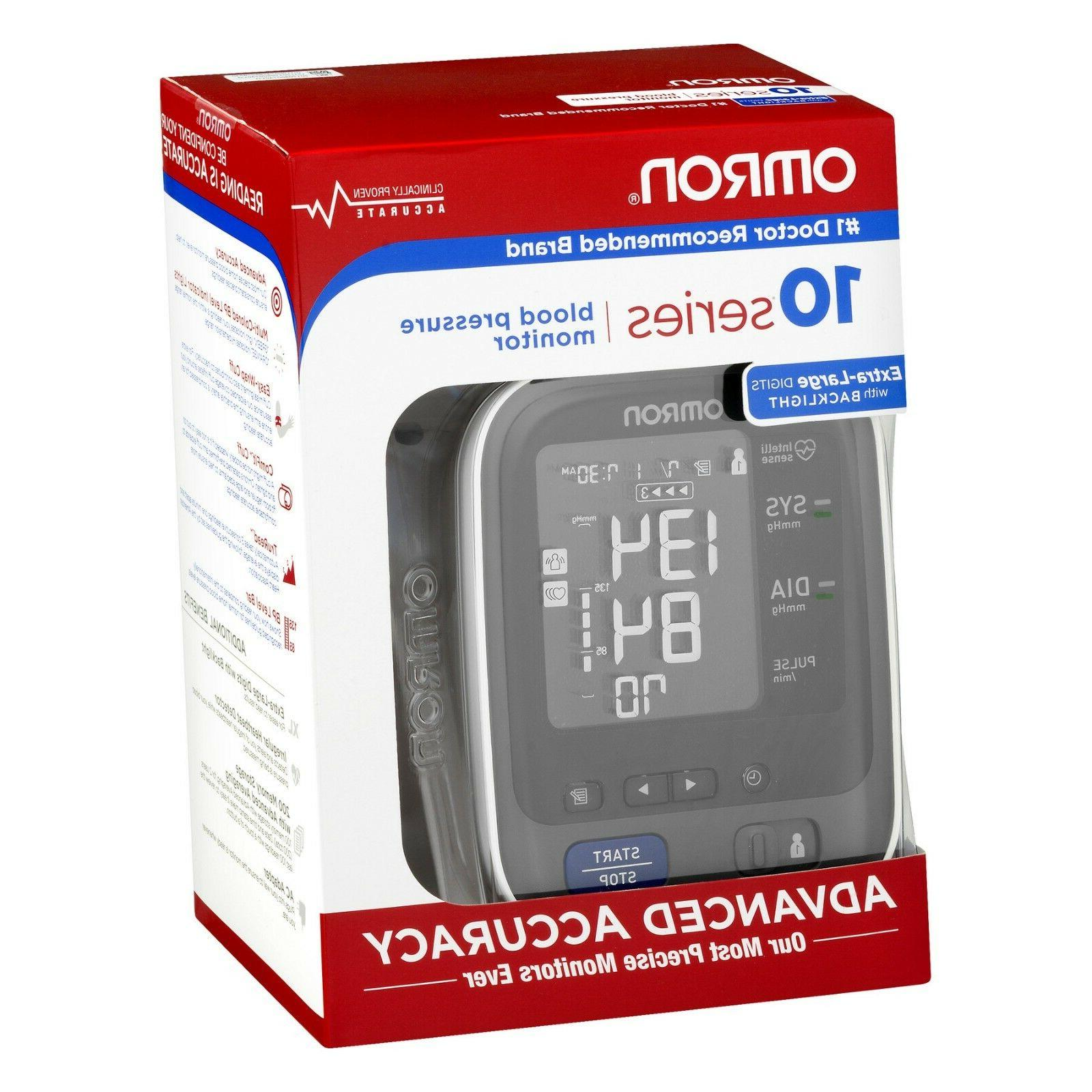OMRON BP785N 10 Upper Arm Monitor Fits Arms