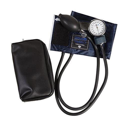 Mabis Caliber Sphygmomanometer Monitor, Size 7.7 to 11.3 Inches, Child