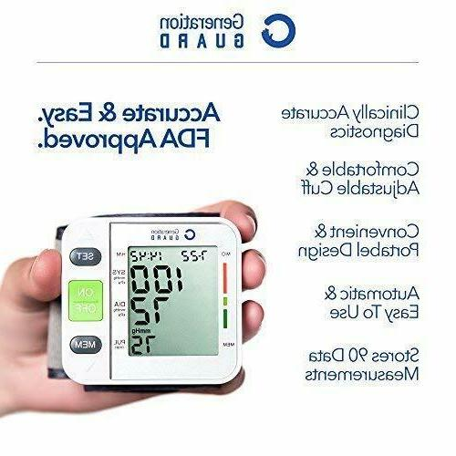Clinical Automatic Blood Monitor Approved Generation
