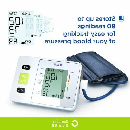 Clinical Automatic Blood Pressure Accurate FDA Approved