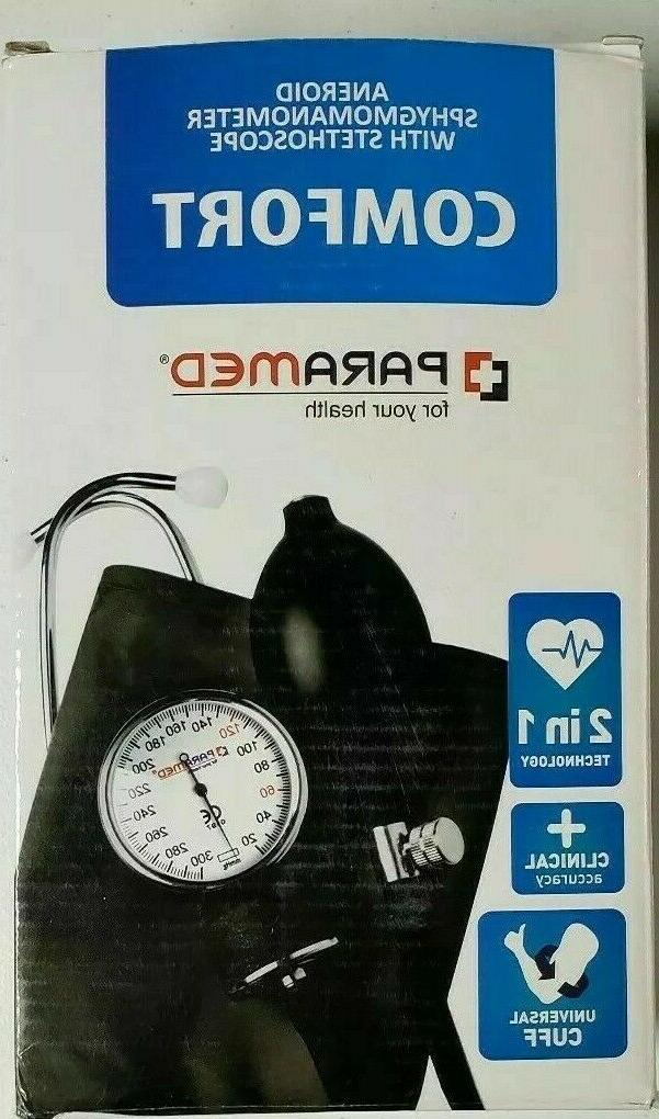 comfort aneroid blood pressure kit 2 in