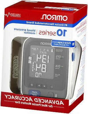 Omron 10 Series Upper Arm Blood Pressure Monitor or