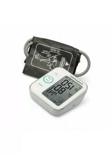 digital blood pressure pulse monitor automatic upper