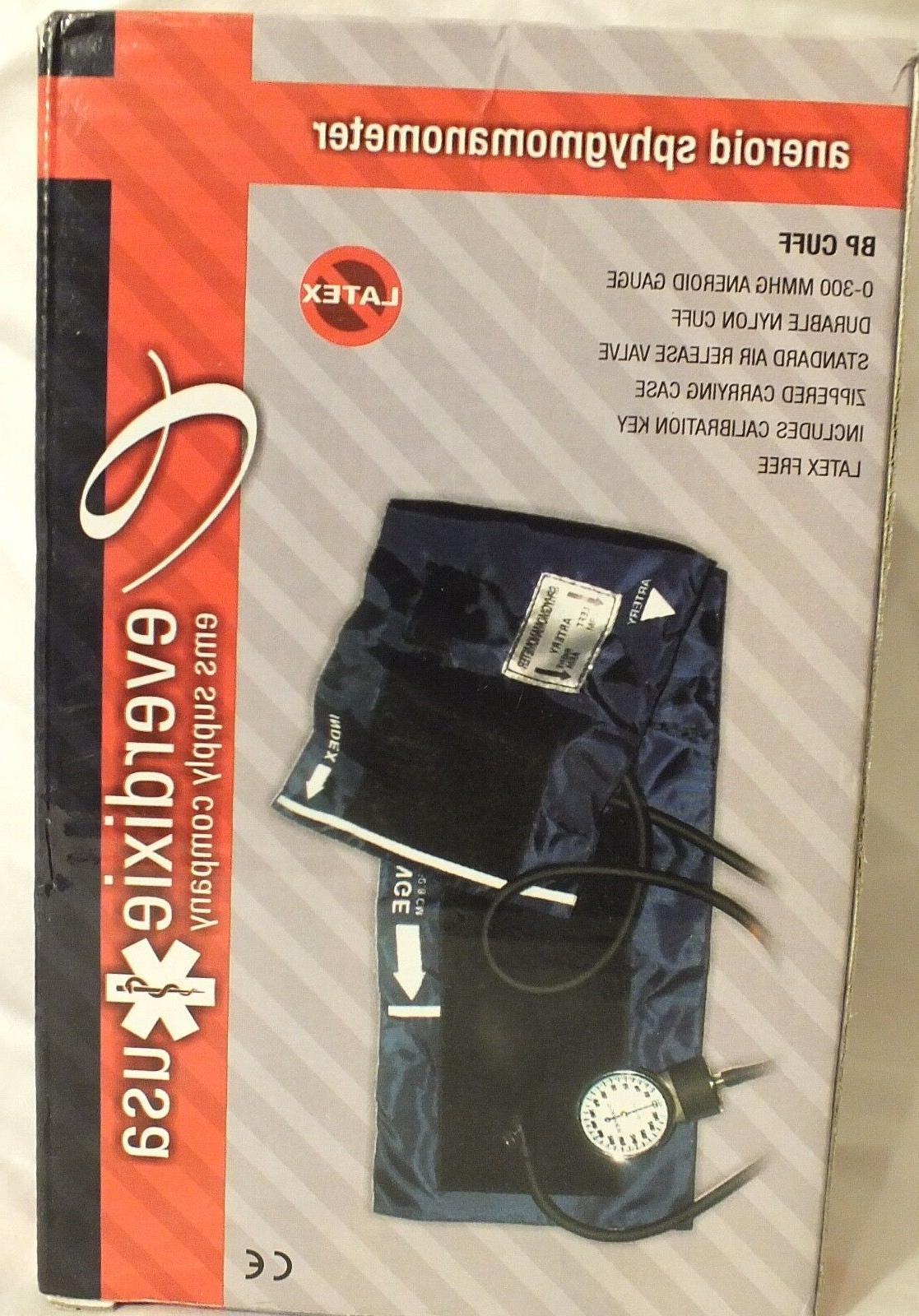 dixie ems deluxe aneroid sphygmomanometer blood pressure