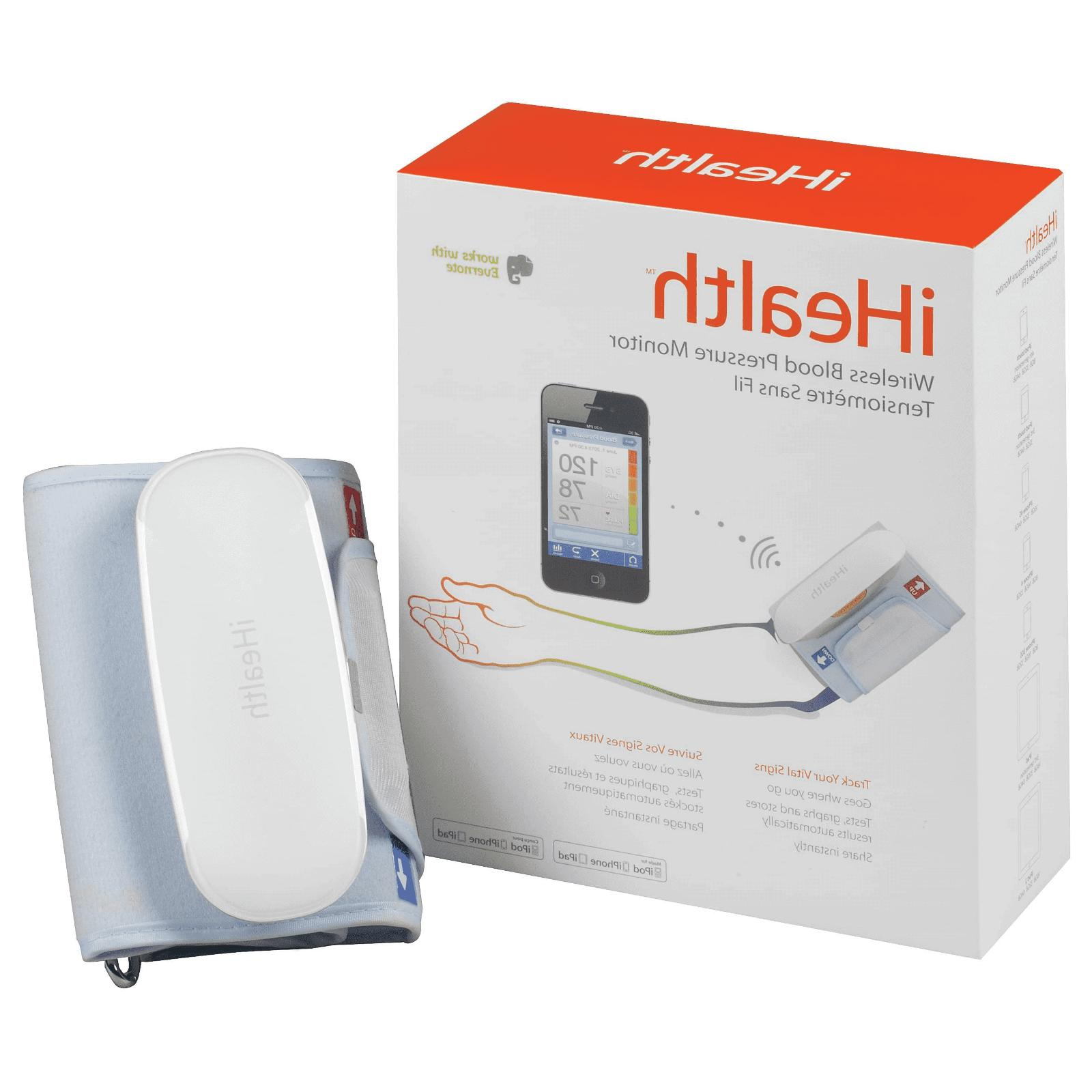 iHealth Smart Monitor for Devices battery built-in