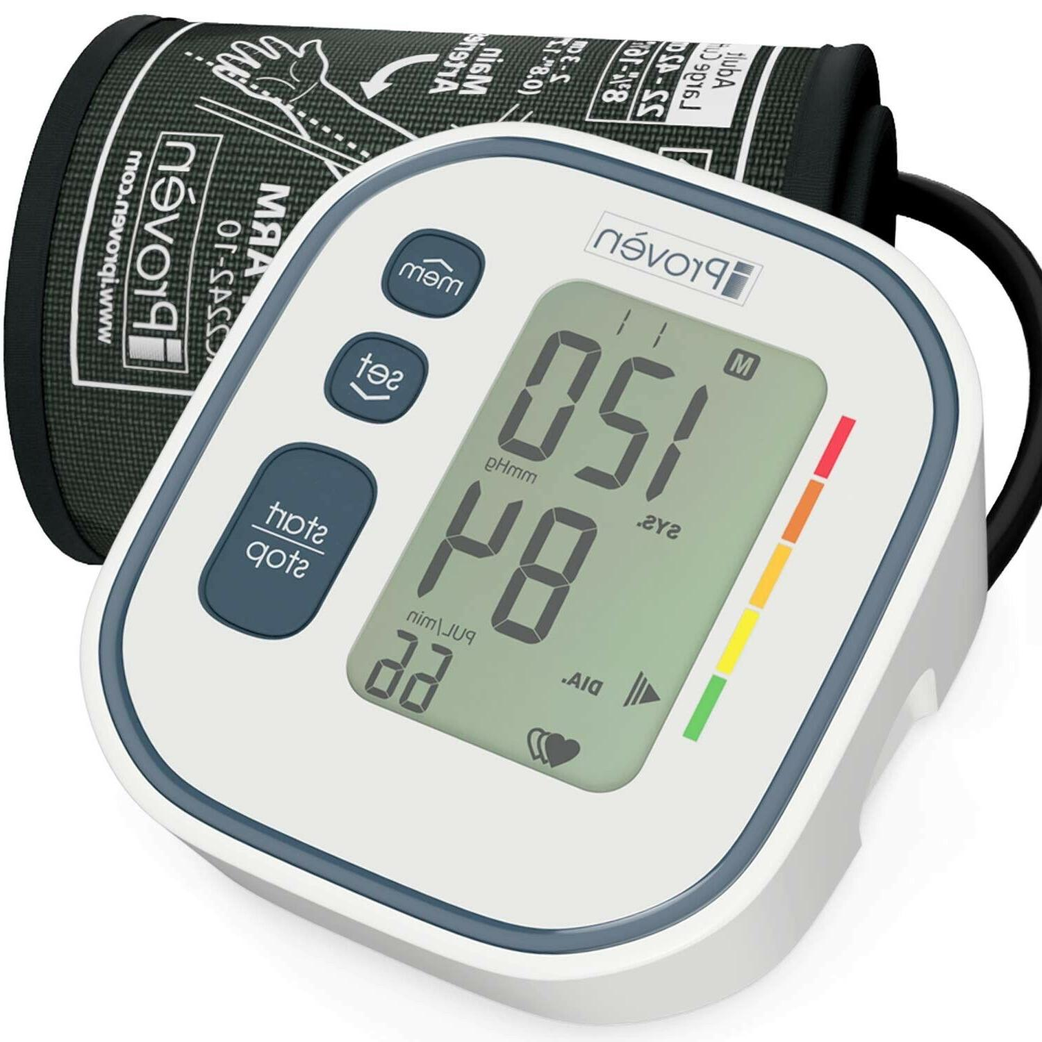 iproven blood pressure monitor for upper arm