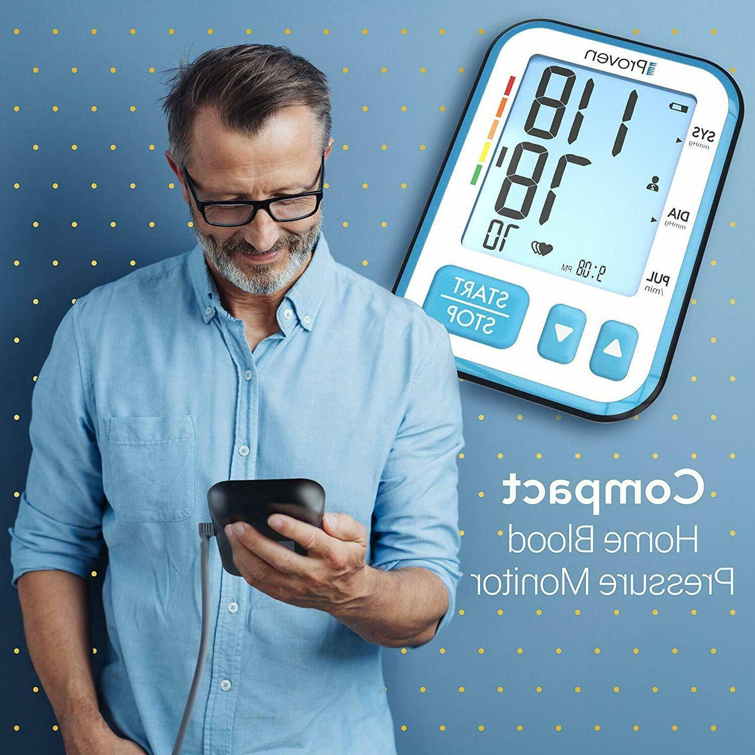 iProven Blood Pressure Monitor -Upper Cuff -120 2 Users