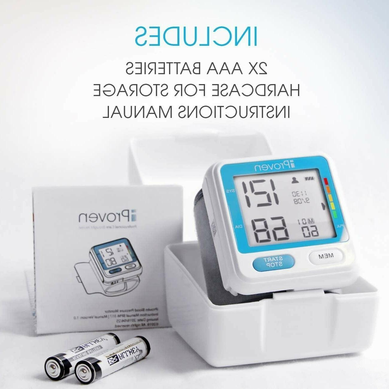 iProven Cuff Pressure Monitor Suitable 2 users