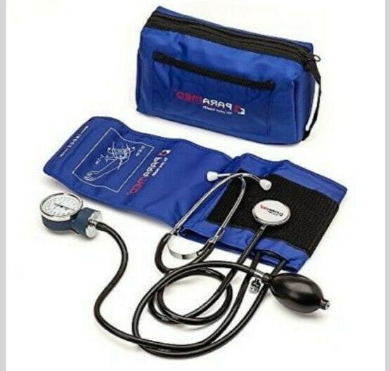 manual blood pressure cuff by professional aneroid