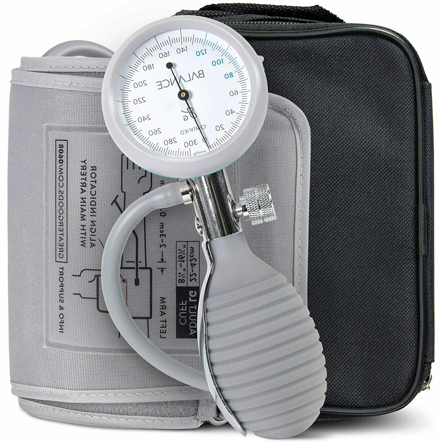 manual sphygmomanometer home blood pressure monitor adult