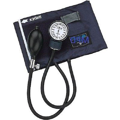 new adult manual blood pressure bp cuff