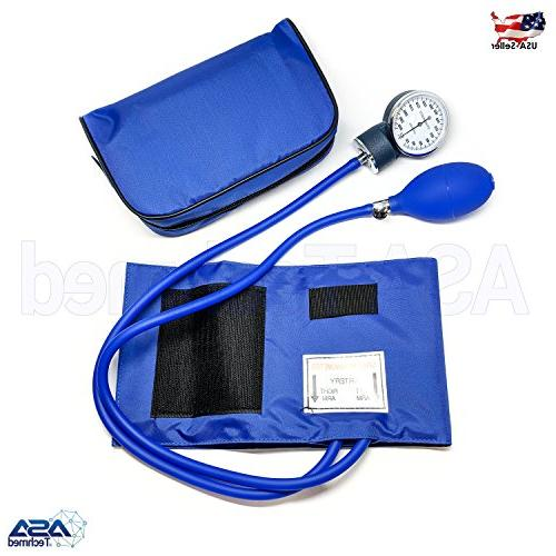 ASATechmed Nurse/EMT Starter Stethoscope, and for Students, Firefighter, Police Personal