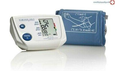 One-Step Plus Memory Blood Pressure Monitor with Cuff ''1 Co