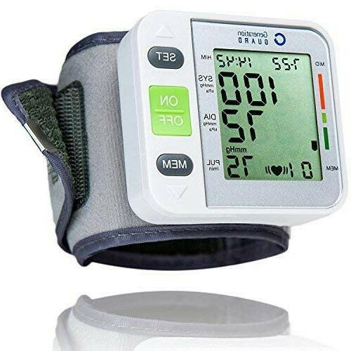 Generation Portable Automatic Blood Monitor