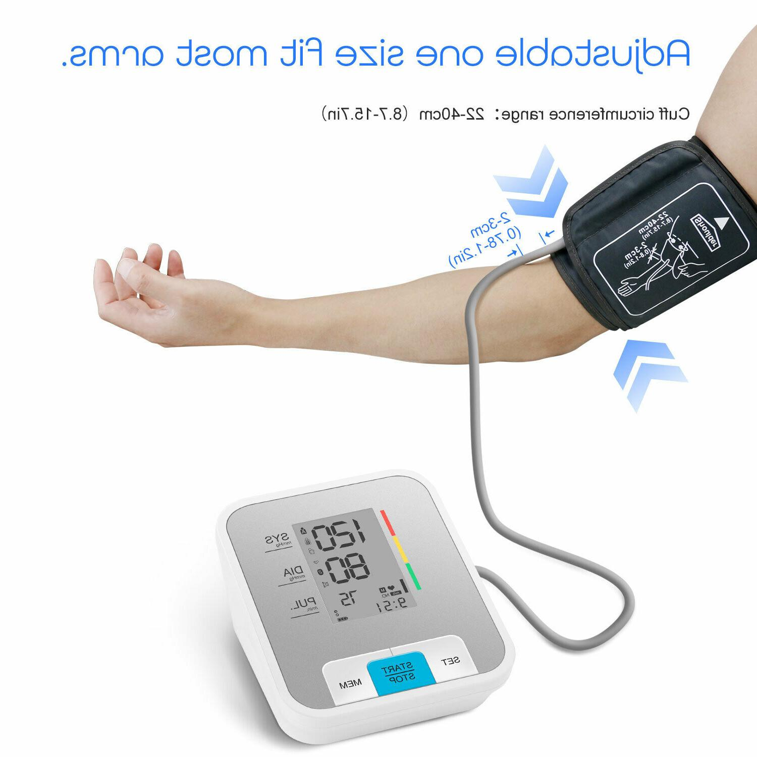 Professional Monitor Upper Arm Large BP