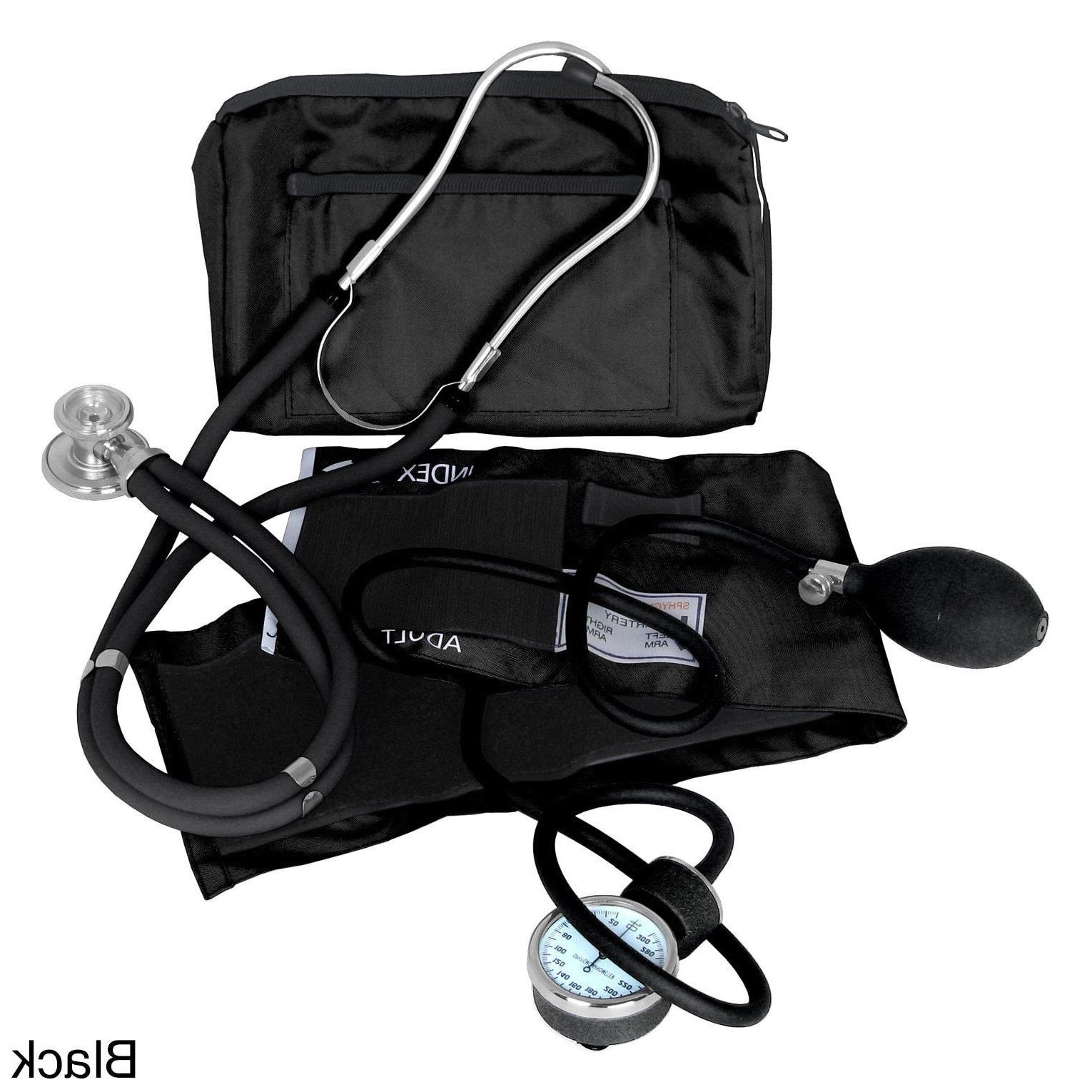 sprague rappaport stethoscope and manual blood pressure